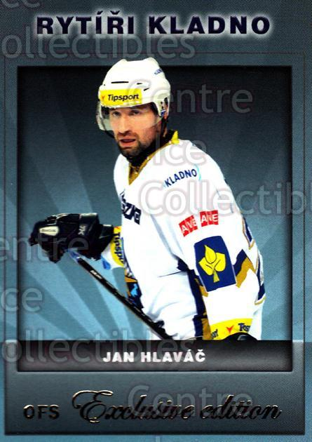 2012-13 Czech OFS Exclusive #98 Jan Hlavac<br/>2 In Stock - $2.00 each - <a href=https://centericecollectibles.foxycart.com/cart?name=2012-13%20Czech%20OFS%20Exclusive%20%2398%20Jan%20Hlavac...&quantity_max=2&price=$2.00&code=582291 class=foxycart> Buy it now! </a>
