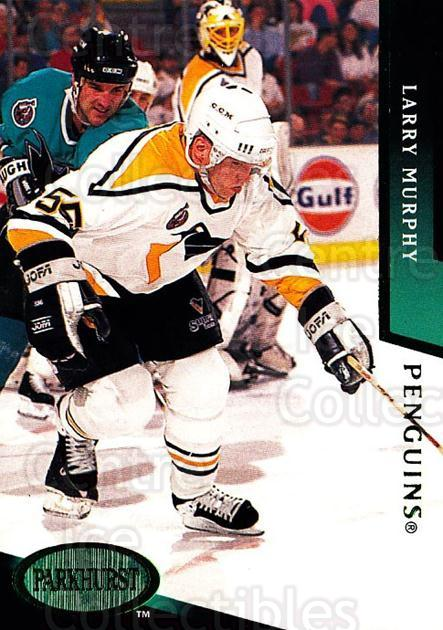 1993-94 Parkhurst Emerald #162 Larry Murphy<br/>6 In Stock - $2.00 each - <a href=https://centericecollectibles.foxycart.com/cart?name=1993-94%20Parkhurst%20Emerald%20%23162%20Larry%20Murphy...&quantity_max=6&price=$2.00&code=5822 class=foxycart> Buy it now! </a>