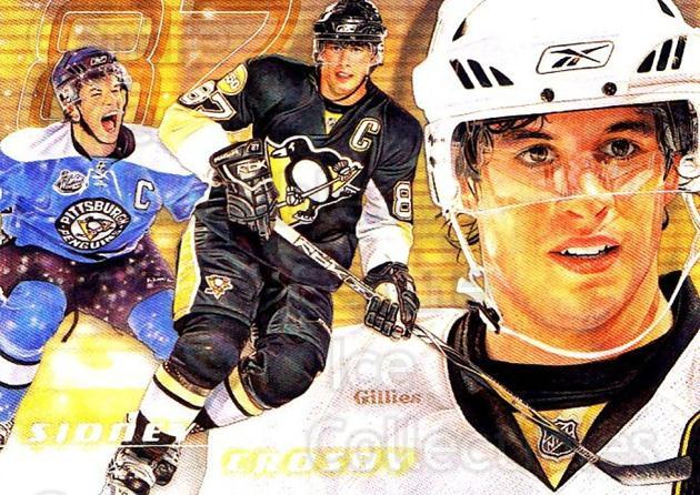 2008-09 Upper Deck Hockey Heroes Sidney Crosby #9 Sidney Crosby, Art Card<br/>1 In Stock - $25.00 each - <a href=https://centericecollectibles.foxycart.com/cart?name=2008-09%20Upper%20Deck%20Hockey%20Heroes%20Sidney%20Crosby%20%239%20Sidney%20Crosby,%20...&quantity_max=1&price=$25.00&code=583970 class=foxycart> Buy it now! </a>