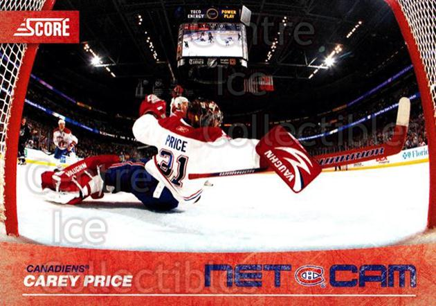 2010-11 Score Net Cam #7 Carey Price<br/>1 In Stock - $5.00 each - <a href=https://centericecollectibles.foxycart.com/cart?name=2010-11%20Score%20Net%20Cam%20%237%20Carey%20Price...&quantity_max=1&price=$5.00&code=584011 class=foxycart> Buy it now! </a>