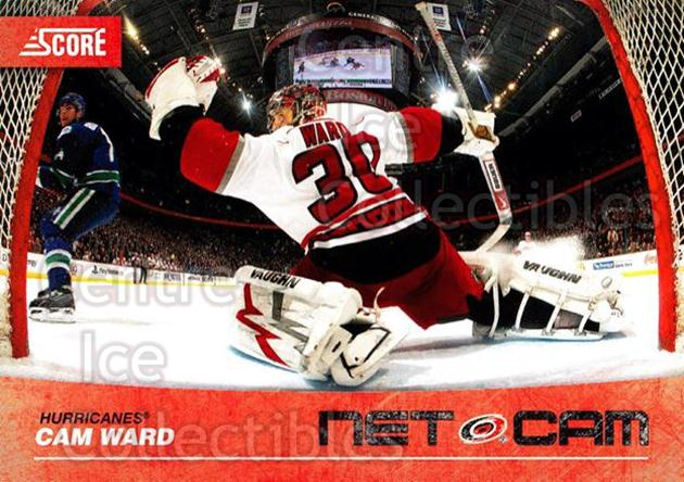 2010-11 Score Net Cam #10 Cam Ward<br/>1 In Stock - $2.00 each - <a href=https://centericecollectibles.foxycart.com/cart?name=2010-11%20Score%20Net%20Cam%20%2310%20Cam%20Ward...&price=$2.00&code=584014 class=foxycart> Buy it now! </a>
