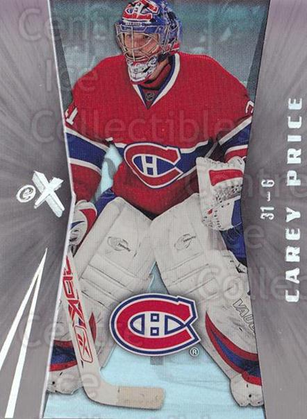 2008-09 Ultra EX Essential Credentials #18 Carey Price<br/>1 In Stock - $10.00 each - <a href=https://centericecollectibles.foxycart.com/cart?name=2008-09%20Ultra%20EX%20Essential%20Credentials%20%2318%20Carey%20Price...&quantity_max=1&price=$10.00&code=584685 class=foxycart> Buy it now! </a>