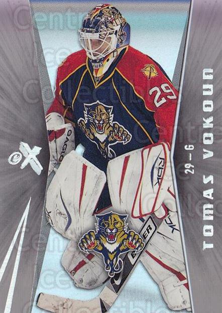2008-09 Ultra EX Essential Credentials #22 Tomas Vokoun<br/>1 In Stock - $3.00 each - <a href=https://centericecollectibles.foxycart.com/cart?name=2008-09%20Ultra%20EX%20Essential%20Credentials%20%2322%20Tomas%20Vokoun...&quantity_max=1&price=$3.00&code=584689 class=foxycart> Buy it now! </a>