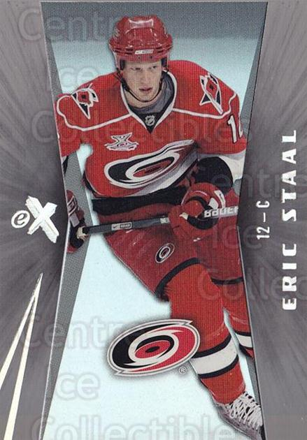 2008-09 Ultra EX Essential Credentials #35 Eric Staal<br/>1 In Stock - $3.00 each - <a href=https://centericecollectibles.foxycart.com/cart?name=2008-09%20Ultra%20EX%20Essential%20Credentials%20%2335%20Eric%20Staal...&quantity_max=1&price=$3.00&code=584702 class=foxycart> Buy it now! </a>