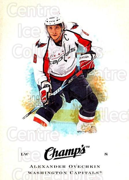 2008-09 Upper Deck Champs #5 Alexander Ovechkin<br/>2 In Stock - $2.00 each - <a href=https://centericecollectibles.foxycart.com/cart?name=2008-09%20Upper%20Deck%20Champs%20%235%20Alexander%20Ovech...&price=$2.00&code=584714 class=foxycart> Buy it now! </a>