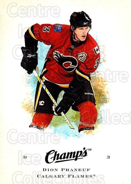2008-09 Upper Deck Champs #27 Dion Phaneuf<br/>1 In Stock - $1.00 each - <a href=https://centericecollectibles.foxycart.com/cart?name=2008-09%20Upper%20Deck%20Champs%20%2327%20Dion%20Phaneuf...&price=$1.00&code=584736 class=foxycart> Buy it now! </a>