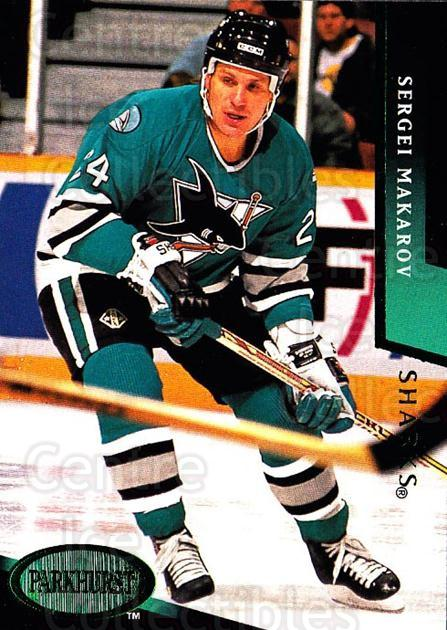 1993-94 Parkhurst Emerald #188 Sergei Makarov<br/>5 In Stock - $2.00 each - <a href=https://centericecollectibles.foxycart.com/cart?name=1993-94%20Parkhurst%20Emerald%20%23188%20Sergei%20Makarov...&quantity_max=5&price=$2.00&code=5847 class=foxycart> Buy it now! </a>