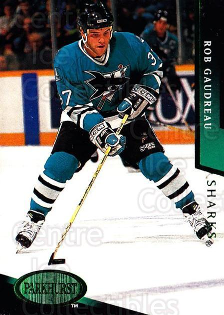 1993-94 Parkhurst Emerald #189 Rob Gaudreau<br/>6 In Stock - $2.00 each - <a href=https://centericecollectibles.foxycart.com/cart?name=1993-94%20Parkhurst%20Emerald%20%23189%20Rob%20Gaudreau...&quantity_max=6&price=$2.00&code=5848 class=foxycart> Buy it now! </a>