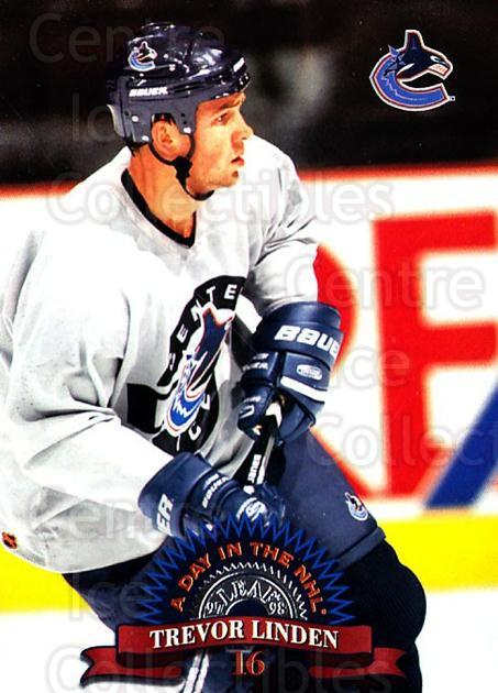 1997-98 Leaf #189 Trevor Linden<br/>4 In Stock - $1.00 each - <a href=https://centericecollectibles.foxycart.com/cart?name=1997-98%20Leaf%20%23189%20Trevor%20Linden...&quantity_max=4&price=$1.00&code=58558 class=foxycart> Buy it now! </a>