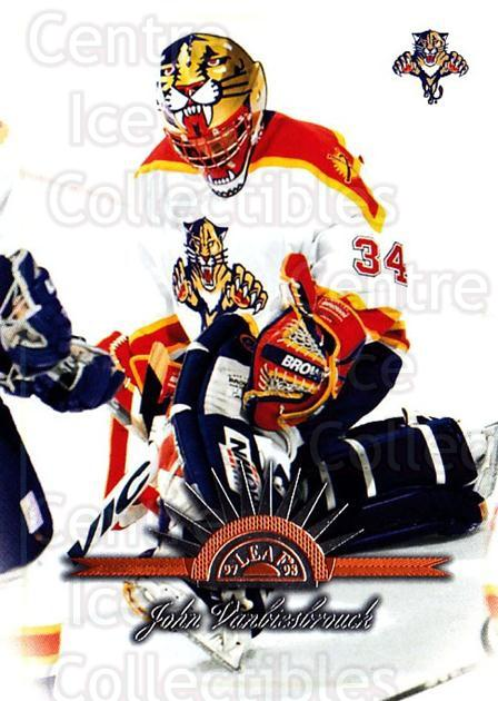 1997-98 Leaf #5 John Vanbiesbrouck<br/>4 In Stock - $1.00 each - <a href=https://centericecollectibles.foxycart.com/cart?name=1997-98%20Leaf%20%235%20John%20Vanbiesbro...&quantity_max=4&price=$1.00&code=58604 class=foxycart> Buy it now! </a>