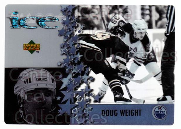 1997-98 McDonalds Upper Deck #18 Doug Weight<br/>10 In Stock - $1.00 each - <a href=https://centericecollectibles.foxycart.com/cart?name=1997-98%20McDonalds%20Upper%20Deck%20%2318%20Doug%20Weight...&quantity_max=10&price=$1.00&code=58637 class=foxycart> Buy it now! </a>