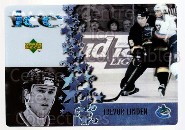 1997-98 McDonalds Upper Deck #22 Trevor Linden<br/>9 In Stock - $1.00 each - <a href=https://centericecollectibles.foxycart.com/cart?name=1997-98%20McDonalds%20Upper%20Deck%20%2322%20Trevor%20Linden...&quantity_max=9&price=$1.00&code=58641 class=foxycart> Buy it now! </a>