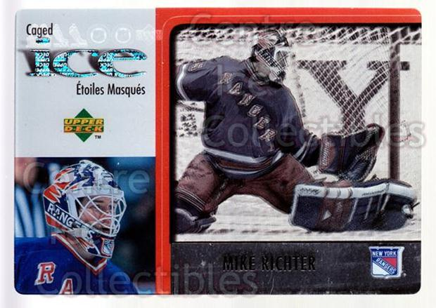 1997-98 McDonalds Upper Deck #29 Mike Richter<br/>9 In Stock - $1.00 each - <a href=https://centericecollectibles.foxycart.com/cart?name=1997-98%20McDonalds%20Upper%20Deck%20%2329%20Mike%20Richter...&quantity_max=9&price=$1.00&code=58647 class=foxycart> Buy it now! </a>