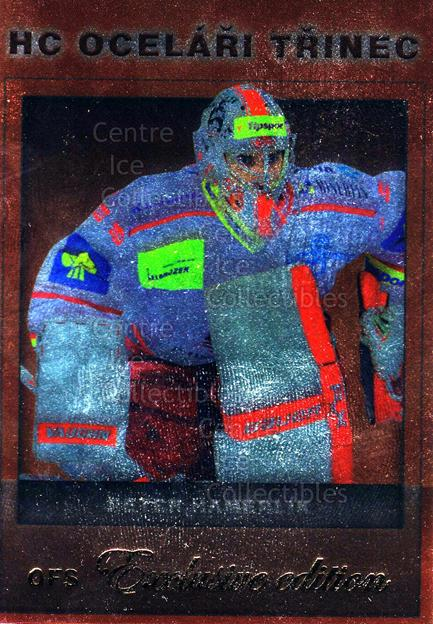 2012-13 Czech OFS Exclusive Gold #40 Peter Hamerlik<br/>1 In Stock - $5.00 each - <a href=https://centericecollectibles.foxycart.com/cart?name=2012-13%20Czech%20OFS%20Exclusive%20Gold%20%2340%20Peter%20Hamerlik...&quantity_max=1&price=$5.00&code=587225 class=foxycart> Buy it now! </a>
