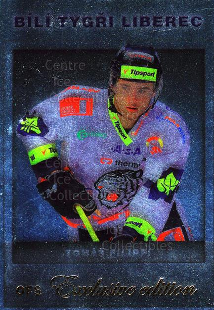 2012-13 Czech OFS Exclusive Gold #91 Tomas Filippi<br/>1 In Stock - $5.00 each - <a href=https://centericecollectibles.foxycart.com/cart?name=2012-13%20Czech%20OFS%20Exclusive%20Gold%20%2391%20Tomas%20Filippi...&quantity_max=1&price=$5.00&code=587276 class=foxycart> Buy it now! </a>