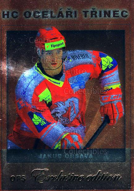 2012-13 Czech OFS Exclusive Gold #97 Jakub Orsava<br/>1 In Stock - $5.00 each - <a href=https://centericecollectibles.foxycart.com/cart?name=2012-13%20Czech%20OFS%20Exclusive%20Gold%20%2397%20Jakub%20Orsava...&quantity_max=1&price=$5.00&code=587282 class=foxycart> Buy it now! </a>