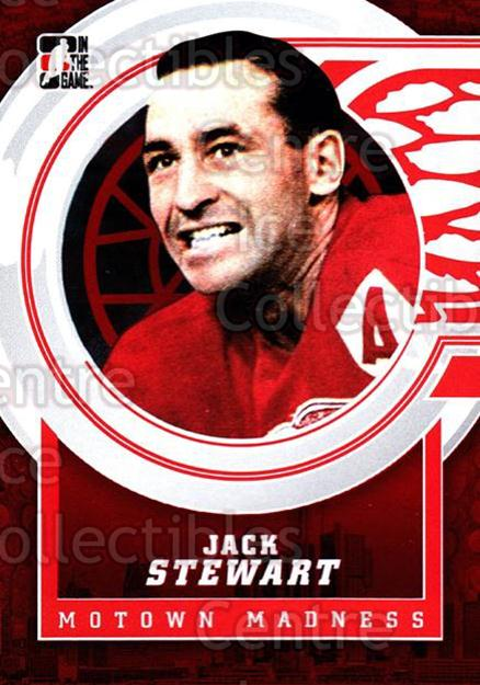 2012-13 ITG Motown Madness Red #134 Jack Stewart<br/>3 In Stock - $3.00 each - <a href=https://centericecollectibles.foxycart.com/cart?name=2012-13%20ITG%20Motown%20Madness%20Red%20%23134%20Jack%20Stewart...&quantity_max=3&price=$3.00&code=587754 class=foxycart> Buy it now! </a>