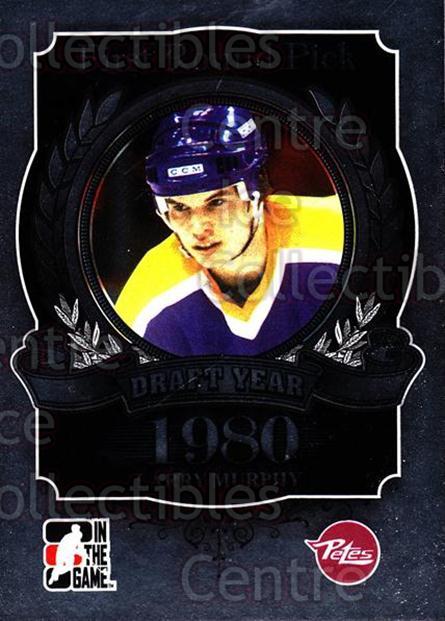 2012-13 ITG Draft Prospects #118 Larry Murphy<br/>2 In Stock - $2.00 each - <a href=https://centericecollectibles.foxycart.com/cart?name=2012-13%20ITG%20Draft%20Prospects%20%23118%20Larry%20Murphy...&quantity_max=2&price=$2.00&code=588515 class=foxycart> Buy it now! </a>