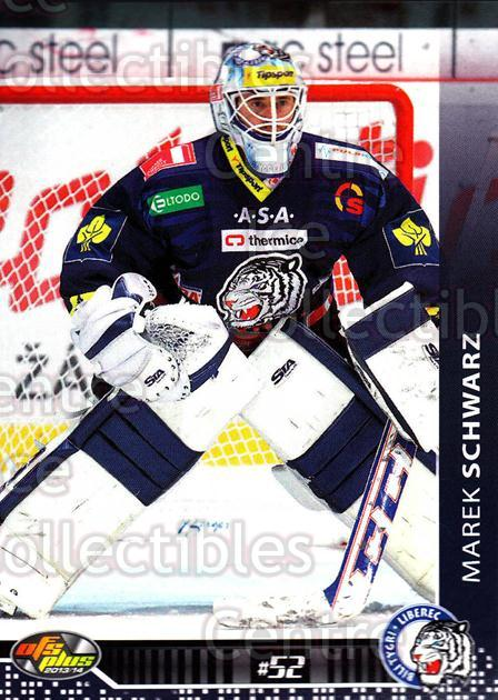 2013-14 Czech OFS #40 Marek Schwarz<br/>1 In Stock - $2.00 each - <a href=https://centericecollectibles.foxycart.com/cart?name=2013-14%20Czech%20OFS%20%2340%20Marek%20Schwarz...&quantity_max=1&price=$2.00&code=590261 class=foxycart> Buy it now! </a>