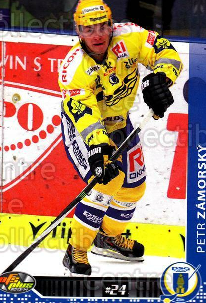 2013-14 Czech OFS #96 Petr Zamorsky<br/>2 In Stock - $2.00 each - <a href=https://centericecollectibles.foxycart.com/cart?name=2013-14%20Czech%20OFS%20%2396%20Petr%20Zamorsky...&quantity_max=2&price=$2.00&code=590317 class=foxycart> Buy it now! </a>
