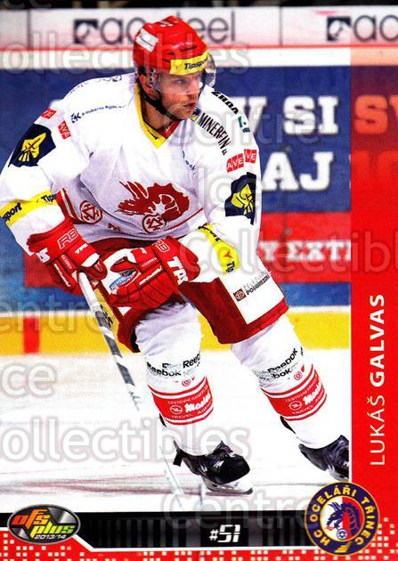 2013-14 Czech OFS #112 Lukas Galvas<br/>3 In Stock - $2.00 each - <a href=https://centericecollectibles.foxycart.com/cart?name=2013-14%20Czech%20OFS%20%23112%20Lukas%20Galvas...&quantity_max=3&price=$2.00&code=590333 class=foxycart> Buy it now! </a>