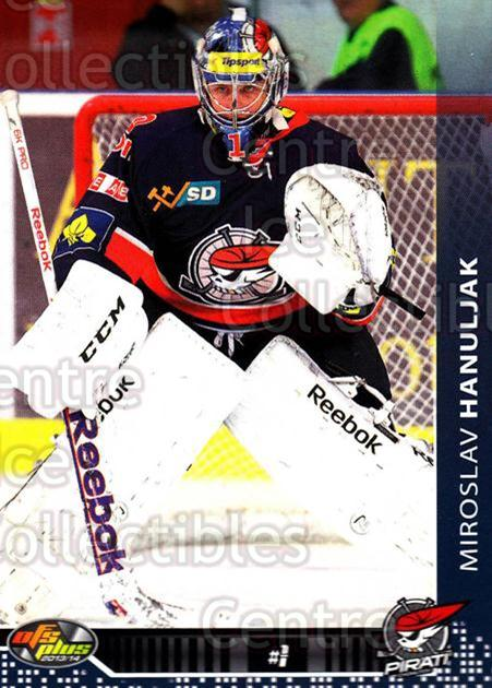 2013-14 Czech OFS #219 Miroslav Hanuljak<br/>2 In Stock - $2.00 each - <a href=https://centericecollectibles.foxycart.com/cart?name=2013-14%20Czech%20OFS%20%23219%20Miroslav%20Hanulj...&quantity_max=2&price=$2.00&code=590440 class=foxycart> Buy it now! </a>