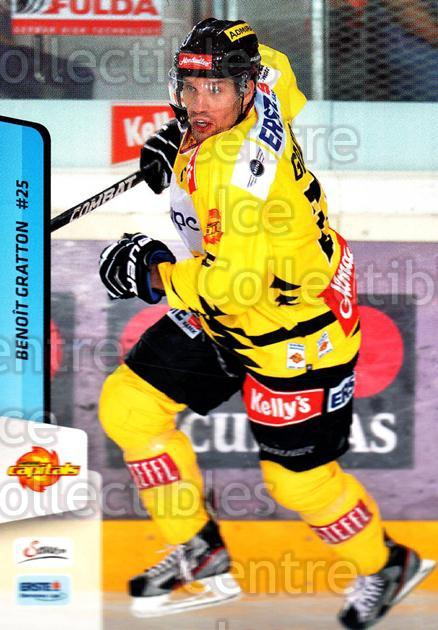 2013-14 Erste Bank Eishockey Liga EBEL #30 Benoit Gratton<br/>3 In Stock - $2.00 each - <a href=https://centericecollectibles.foxycart.com/cart?name=2013-14%20Erste%20Bank%20Eishockey%20Liga%20EBEL%20%2330%20Benoit%20Gratton...&quantity_max=3&price=$2.00&code=590597 class=foxycart> Buy it now! </a>