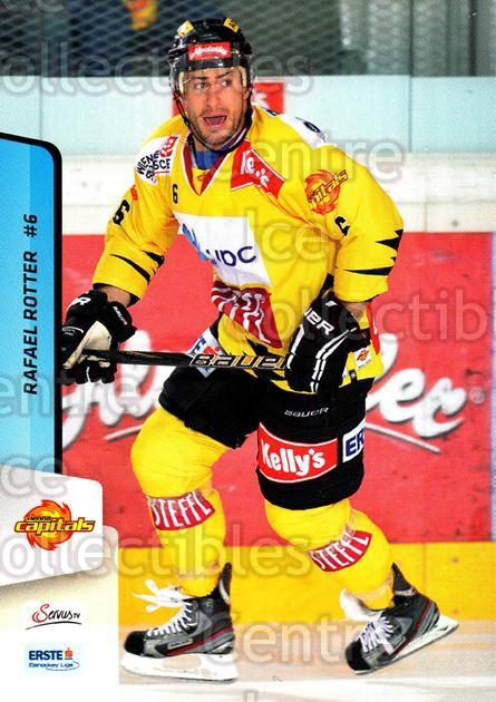 2013-14 Erste Bank Eishockey Liga EBEL #31 Rafael Rotter<br/>4 In Stock - $2.00 each - <a href=https://centericecollectibles.foxycart.com/cart?name=2013-14%20Erste%20Bank%20Eishockey%20Liga%20EBEL%20%2331%20Rafael%20Rotter...&quantity_max=4&price=$2.00&code=590598 class=foxycart> Buy it now! </a>