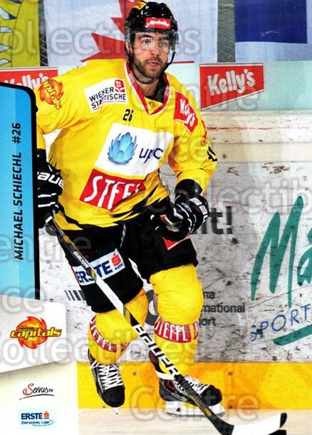 2013-14 Erste Bank Eishockey Liga EBEL #32 Michael Sciechl<br/>4 In Stock - $2.00 each - <a href=https://centericecollectibles.foxycart.com/cart?name=2013-14%20Erste%20Bank%20Eishockey%20Liga%20EBEL%20%2332%20Michael%20Sciechl...&quantity_max=4&price=$2.00&code=590599 class=foxycart> Buy it now! </a>