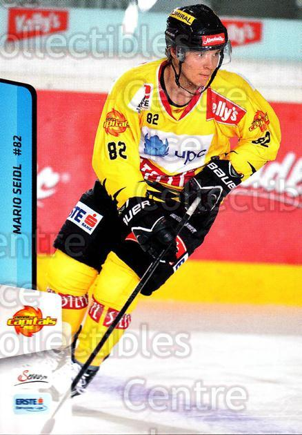 2013-14 Erste Bank Eishockey Liga EBEL #34 Mario Seidl<br/>5 In Stock - $2.00 each - <a href=https://centericecollectibles.foxycart.com/cart?name=2013-14%20Erste%20Bank%20Eishockey%20Liga%20EBEL%20%2334%20Mario%20Seidl...&quantity_max=5&price=$2.00&code=590601 class=foxycart> Buy it now! </a>
