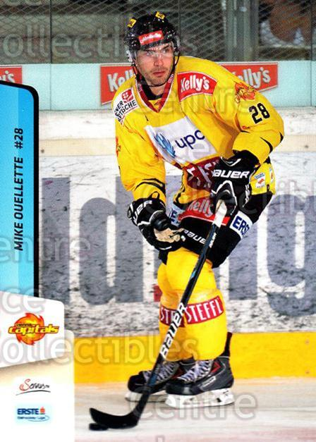 2013-14 Erste Bank Eishockey Liga EBEL #35 Mike Ouellette<br/>5 In Stock - $2.00 each - <a href=https://centericecollectibles.foxycart.com/cart?name=2013-14%20Erste%20Bank%20Eishockey%20Liga%20EBEL%20%2335%20Mike%20Ouellette...&quantity_max=5&price=$2.00&code=590602 class=foxycart> Buy it now! </a>
