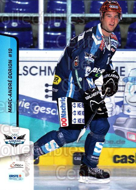 2013-14 Erste Bank Eishockey Liga EBEL #41 Mac-Andre Dorion<br/>5 In Stock - $2.00 each - <a href=https://centericecollectibles.foxycart.com/cart?name=2013-14%20Erste%20Bank%20Eishockey%20Liga%20EBEL%20%2341%20Mac-Andre%20Dorio...&quantity_max=5&price=$2.00&code=590608 class=foxycart> Buy it now! </a>