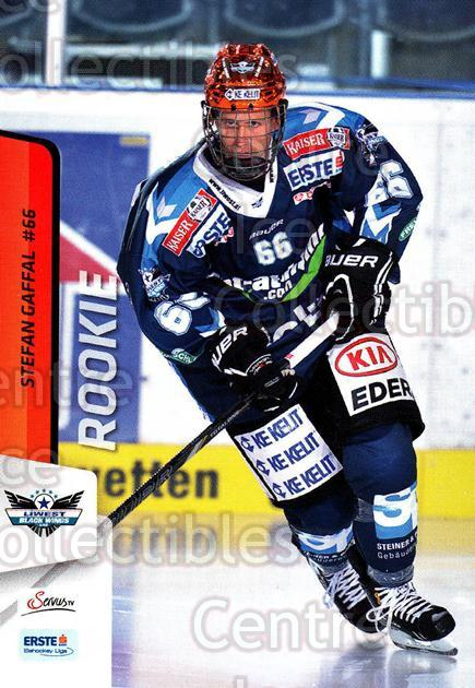 2013-14 Erste Bank Eishockey Liga EBEL #51 Stefan Gaffal<br/>4 In Stock - $2.00 each - <a href=https://centericecollectibles.foxycart.com/cart?name=2013-14%20Erste%20Bank%20Eishockey%20Liga%20EBEL%20%2351%20Stefan%20Gaffal...&quantity_max=4&price=$2.00&code=590618 class=foxycart> Buy it now! </a>