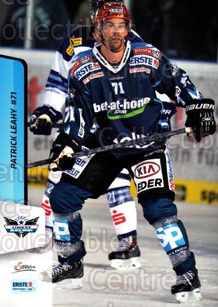 2013-14 Erste Bank Eishockey Liga EBEL #52 Patrick Leahy<br/>4 In Stock - $2.00 each - <a href=https://centericecollectibles.foxycart.com/cart?name=2013-14%20Erste%20Bank%20Eishockey%20Liga%20EBEL%20%2352%20Patrick%20Leahy...&quantity_max=4&price=$2.00&code=590619 class=foxycart> Buy it now! </a>