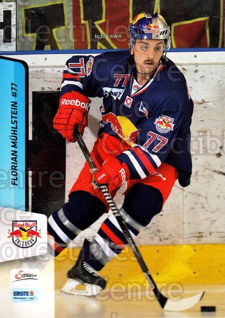 2013-14 Erste Bank Eishockey Liga EBEL #58 Florian Muhlstein<br/>4 In Stock - $2.00 each - <a href=https://centericecollectibles.foxycart.com/cart?name=2013-14%20Erste%20Bank%20Eishockey%20Liga%20EBEL%20%2358%20Florian%20Muhlste...&quantity_max=4&price=$2.00&code=590625 class=foxycart> Buy it now! </a>