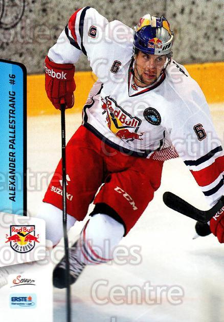 2013-14 Erste Bank Eishockey Liga EBEL #59 Alexander Pallestrang<br/>4 In Stock - $2.00 each - <a href=https://centericecollectibles.foxycart.com/cart?name=2013-14%20Erste%20Bank%20Eishockey%20Liga%20EBEL%20%2359%20Alexander%20Palle...&quantity_max=4&price=$2.00&code=590626 class=foxycart> Buy it now! </a>