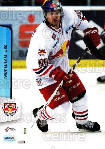 2013-14 Erste Bank Eishockey Liga EBEL #62 Troy Milam<br/>2 In Stock - $2.00 each - <a href=https://centericecollectibles.foxycart.com/cart?name=2013-14%20Erste%20Bank%20Eishockey%20Liga%20EBEL%20%2362%20Troy%20Milam...&quantity_max=2&price=$2.00&code=590629 class=foxycart> Buy it now! </a>