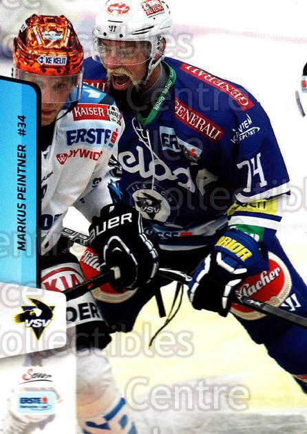 2013-14 Erste Bank Eishockey Liga EBEL #84 Markus Peitner<br/>5 In Stock - $2.00 each - <a href=https://centericecollectibles.foxycart.com/cart?name=2013-14%20Erste%20Bank%20Eishockey%20Liga%20EBEL%20%2384%20Markus%20Peitner...&quantity_max=5&price=$2.00&code=590651 class=foxycart> Buy it now! </a>