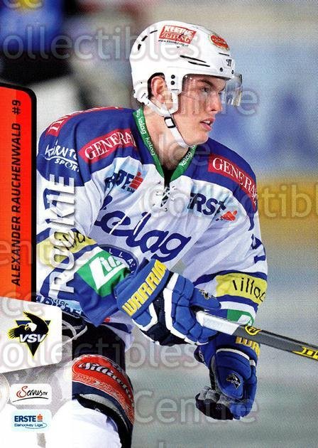 2013-14 Erste Bank Eishockey Liga EBEL #87 Alexander Rauchenwald<br/>4 In Stock - $2.00 each - <a href=https://centericecollectibles.foxycart.com/cart?name=2013-14%20Erste%20Bank%20Eishockey%20Liga%20EBEL%20%2387%20Alexander%20Rauch...&quantity_max=4&price=$2.00&code=590654 class=foxycart> Buy it now! </a>