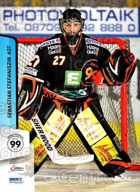 2013-14 Erste Bank Eishockey Liga EBEL #92 Sebastian Stefaniszin<br/>2 In Stock - $2.00 each - <a href=https://centericecollectibles.foxycart.com/cart?name=2013-14%20Erste%20Bank%20Eishockey%20Liga%20EBEL%20%2392%20Sebastian%20Stefa...&quantity_max=2&price=$2.00&code=590659 class=foxycart> Buy it now! </a>
