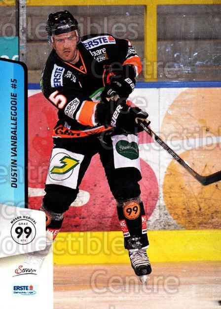 2013-14 Erste Bank Eishockey Liga EBEL #94 Dustin vanBallegooie<br/>5 In Stock - $2.00 each - <a href=https://centericecollectibles.foxycart.com/cart?name=2013-14%20Erste%20Bank%20Eishockey%20Liga%20EBEL%20%2394%20Dustin%20vanBalle...&quantity_max=5&price=$2.00&code=590661 class=foxycart> Buy it now! </a>