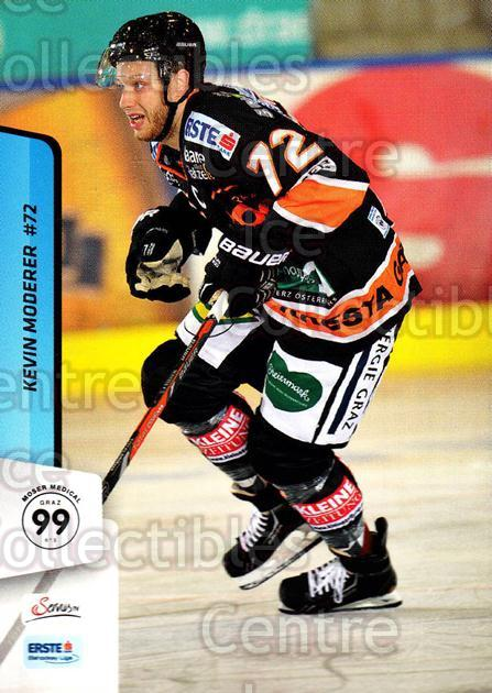 2013-14 Erste Bank Eishockey Liga EBEL #100 Kevin Moderer<br/>5 In Stock - $2.00 each - <a href=https://centericecollectibles.foxycart.com/cart?name=2013-14%20Erste%20Bank%20Eishockey%20Liga%20EBEL%20%23100%20Kevin%20Moderer...&quantity_max=5&price=$2.00&code=590667 class=foxycart> Buy it now! </a>