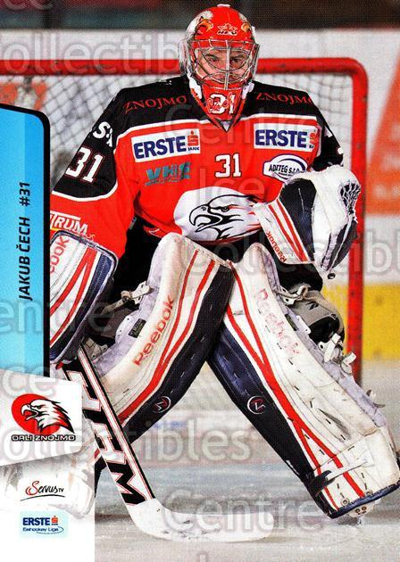 2013-14 Erste Bank Eishockey Liga EBEL #109 Jakub Cech<br/>4 In Stock - $2.00 each - <a href=https://centericecollectibles.foxycart.com/cart?name=2013-14%20Erste%20Bank%20Eishockey%20Liga%20EBEL%20%23109%20Jakub%20Cech...&quantity_max=4&price=$2.00&code=590676 class=foxycart> Buy it now! </a>
