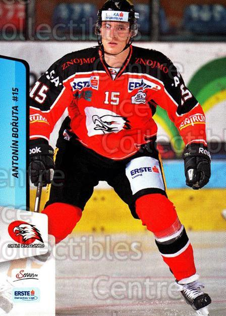 2013-14 Erste Bank Eishockey Liga EBEL #111 Antonin Boruta<br/>5 In Stock - $2.00 each - <a href=https://centericecollectibles.foxycart.com/cart?name=2013-14%20Erste%20Bank%20Eishockey%20Liga%20EBEL%20%23111%20Antonin%20Boruta...&quantity_max=5&price=$2.00&code=590678 class=foxycart> Buy it now! </a>