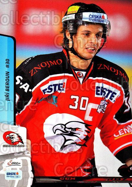 2013-14 Erste Bank Eishockey Liga EBEL #117 Jiri Beroun<br/>5 In Stock - $2.00 each - <a href=https://centericecollectibles.foxycart.com/cart?name=2013-14%20Erste%20Bank%20Eishockey%20Liga%20EBEL%20%23117%20Jiri%20Beroun...&quantity_max=5&price=$2.00&code=590684 class=foxycart> Buy it now! </a>