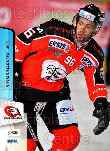 2013-14 Erste Bank Eishockey Liga EBEL #120 Richard Jarusek<br/>4 In Stock - $2.00 each - <a href=https://centericecollectibles.foxycart.com/cart?name=2013-14%20Erste%20Bank%20Eishockey%20Liga%20EBEL%20%23120%20Richard%20Jarusek...&quantity_max=4&price=$2.00&code=590687 class=foxycart> Buy it now! </a>