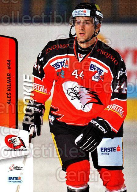 2013-14 Erste Bank Eishockey Liga EBEL #125 Ales Kilnar<br/>5 In Stock - $2.00 each - <a href=https://centericecollectibles.foxycart.com/cart?name=2013-14%20Erste%20Bank%20Eishockey%20Liga%20EBEL%20%23125%20Ales%20Kilnar...&quantity_max=5&price=$2.00&code=590692 class=foxycart> Buy it now! </a>