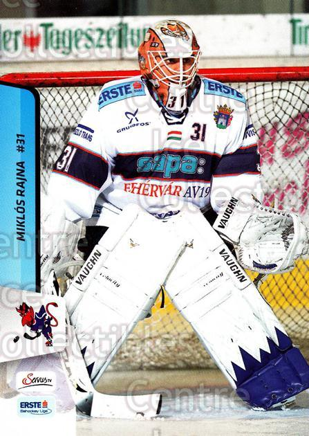2013-14 Erste Bank Eishockey Liga EBEL #163 Miklos Rajna<br/>4 In Stock - $2.00 each - <a href=https://centericecollectibles.foxycart.com/cart?name=2013-14%20Erste%20Bank%20Eishockey%20Liga%20EBEL%20%23163%20Miklos%20Rajna...&quantity_max=4&price=$2.00&code=590730 class=foxycart> Buy it now! </a>