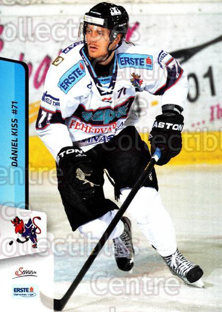 2013-14 Erste Bank Eishockey Liga EBEL #166 Daniel Kiss<br/>4 In Stock - $2.00 each - <a href=https://centericecollectibles.foxycart.com/cart?name=2013-14%20Erste%20Bank%20Eishockey%20Liga%20EBEL%20%23166%20Daniel%20Kiss...&quantity_max=4&price=$2.00&code=590733 class=foxycart> Buy it now! </a>