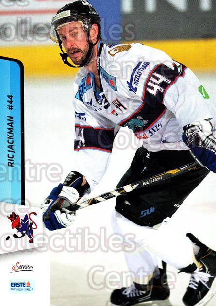2013-14 Erste Bank Eishockey Liga EBEL #167 Richard Jackman<br/>1 In Stock - $2.00 each - <a href=https://centericecollectibles.foxycart.com/cart?name=2013-14%20Erste%20Bank%20Eishockey%20Liga%20EBEL%20%23167%20Richard%20Jackman...&quantity_max=1&price=$2.00&code=590734 class=foxycart> Buy it now! </a>